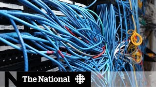 Download Canadians pay big fees for internet — so why don't they switch companies? Video