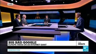 Download Big Bad Google: Europe takes on US internet giant (part 1) Video