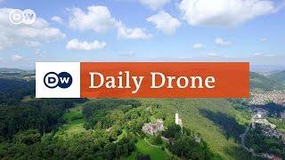 Download #DailyDrone: Lichtenstein Castle Video