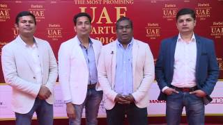 Download Guest Speak at The Most Promising UAE Startups 2016 Video