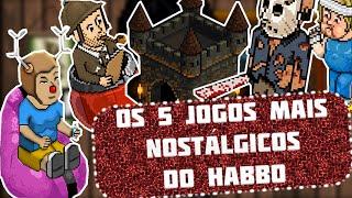 Download OS 5 JOGOS MAIS NOSTÁLGICOS DO HABBO   OS 5+ Video