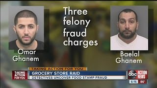 Download Food stamp fraud on the rise in Tampa Bay costing tax payers millions Video