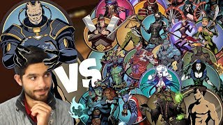 MAY! - Shadow Fight 2 - Gölgeler Kapısı - LYNX Boss Battle