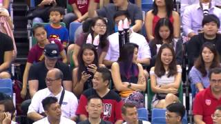 Download Singapore Slingers vs.Hong Kong Eastern Long Lions | FULL GAME | 2016-2017 ASEAN Basketball League Video