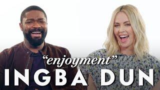 Download Charlize Theron and David Oyelowo Teach Afrikaans and Yoruba Slang | Vanity Fair Video