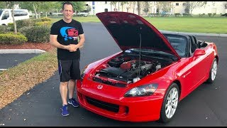 Download BEST mods on a BUDGET for your Honda S2000 - Raiti's Rides Video