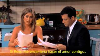 Download Semi-reunión de ″Friends″ en Jimmy Kimmel - Subtitulado. Video