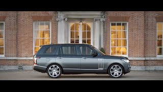 Download Range Rover SVAutobiography - The Most Luxurious Land Rover Ever Video