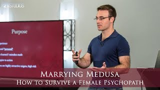 Download Marrying Medusa: How to Survive a Female Psychopath | Anthony Johnson | Full Length HD Video