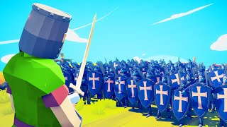Download 1 KNIGHT vs. 10.000 PEASANTS! (Totally Accurate Battle Simulator) Video