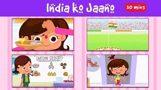 Download Short Stories For Kids   बच्चों की कहानियां   All About India Compilation Hindi   Jalebi Street Video