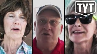 Download Trump Voters Admit They Love President's Racism Video