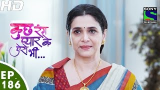Download Kuch Rang Pyar Ke Aise Bhi - कुछ रंग प्यार के ऐसे भी - Episode 186 - 15th November, 2016 Video