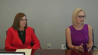 Download What McSally, Sinema said about attack ads and the Taliban comment Video