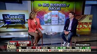 Download Inmoji CEO Michael Africk on Mornings with Maria, Fox Business News Video