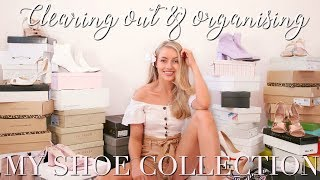 Download CLEARING OUT & ORGANISING MY SHOE COLLECTION ~ Freddy My Love Video