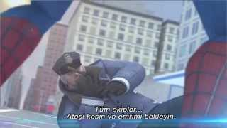 Download The Amazing Spiderman 3D Animation Video