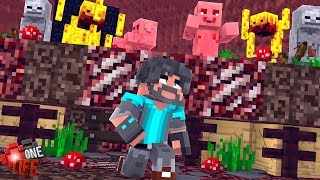 Download THE NETHER IS THE WORST!!! | Minecraft: One Life [#4] Video