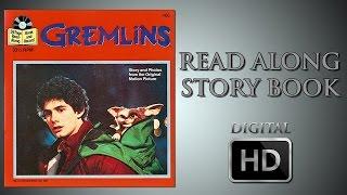 Download Gremlins - Read Along Story book - Digital HD - Mogwai - Billy Peltzer - Kate Beringer - Gizmo Video