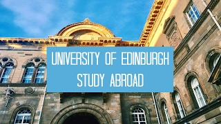 Download Day in the Life of A Study Abroad Student (University of Edinburgh) | January 24 - 27, 2017 Video