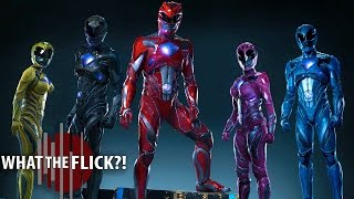 Download Saban's Power Rangers - Official Movie Review Video