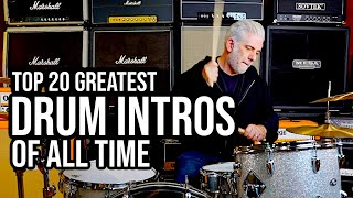Download TOP 20 DRUM INTROS OF ALL TIME Video