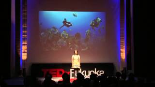 Download Free Diving - Beautiful Connection with the Earth: Ai Futaki at TEDxFukuoka Video