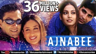 Download Ajnabee - Bollywood Full Movie | Akshay Kumar | Bobby Deol | Kareena Kapoor | Bipasha Basu Video