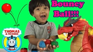 Download HOW TO MAKE A BOUNCY BALL Easy Science Experiments for kids Video