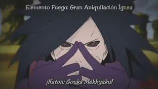Download All Uchiha Clan katon jutsu Video