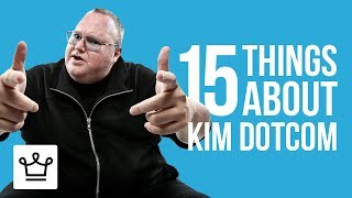 Download 15 Things You Didn't Know About Kim Dotcom Video