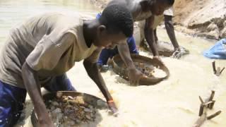 Download Diamond Mining in Sierra Leone Video