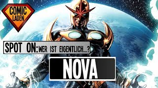 Download SPOT ON: Wer ist eigentlich NOVA [Richard Rider & Samuel Alexander]   [Marvel] Video
