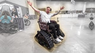 Download Trying All The New Wheelchair Technology At The Chicago Abilities Expo! Video