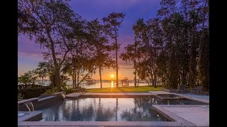 Download Modern Home with Riverfront Views in Jacksonville, Florida | Sotheby's International Realty Video