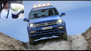 Download 2017 Volkswagen Amarok [ESSAI VIDEO] : Luxtilitaire (prix, avis, moteur V6) Video