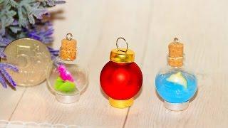 Download Волшебные кулоны бутылочки и брелочки 9 идей / Из подручных материалов/ Аква кулон Video