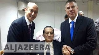 Download Egypt: Ex-president Hosni Mubarak freed after six year-detention Video