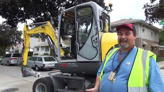 Download Wheeled Excavator Mobility - Compact Chronicles Episode 2 Video