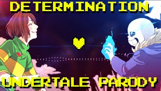 Download Determination - Undertale Parody (Parody of Irresistible - Fall Out Boy) ft. Lollia Video
