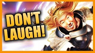Download Try Not To Laugh Challenge - League of Legends Video