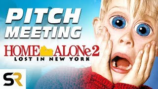 Download Home Alone 2: Lost In New York Pitch Meeting Video