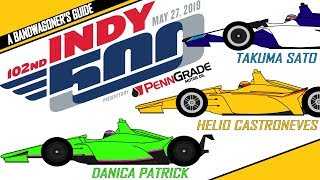 Download 2018 Indianapolis 500 - A Bandwagoner's Guide Video