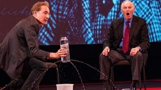 Download Brian Greene and Alan Alda Discuss Why Einstein Hated Quantum Mechanics Video