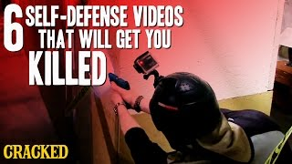 Download 6 Self-Defense Videos that Will Get You Killed Video