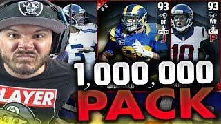 Download A 1,000,000 COIN PACK - MADDEN 17 ULTIMATE TEAM PACK OPENING Video