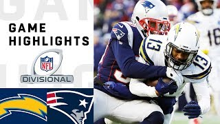 Download Chargers vs. Patriots Divisional Round Highlights | NFL 2018 Playoffs Video