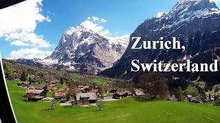 Download Grindelwald, Switzerland- My trip from Zurich via Interlaken to grindelwald first, Switzerland 2017 Video