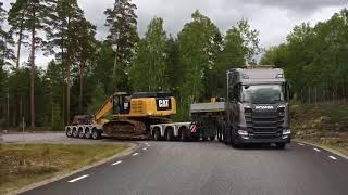 Download Scania XT and Heavy Haulage Video