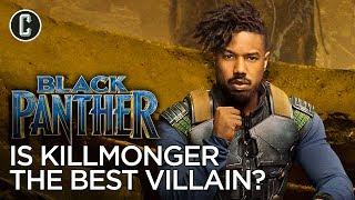 Download Black Panther: Is Michael B. Jordan's Killmonger the Best MCU Villain? Video